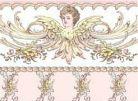 1/24th St Elizabeth Wallpaper Pink