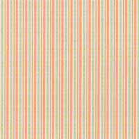 1/24th Grosgrain - Peach Wallpaper