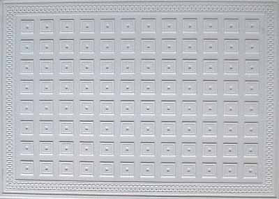 34945 Panelled Ceiling - Rohan