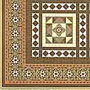 1/24th Scale  Tile Floor