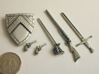 AW17 1/24th Weaponry
